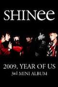SHINee Mini Album Vol. 3 - 2009, Year Of Us