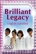 Brilliant Legacy Vol. 1 of 2 (DVD) (5-Disc) (English Subtitled) (SBS TV Drama) (Korea Version)