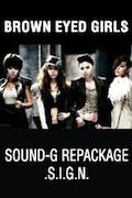 Brown Eyed Girls Vol 3. - Sound-G (Repackage Album)