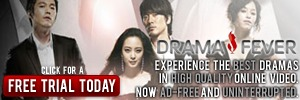Watch Legally Korean Dramas in High Quality and Uninterrupted on DramaFever