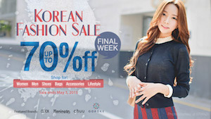 KKorean Fashion Sale