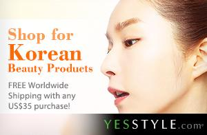 Shop for Korean Beauty and Cosmetics Online | YESSTYLE