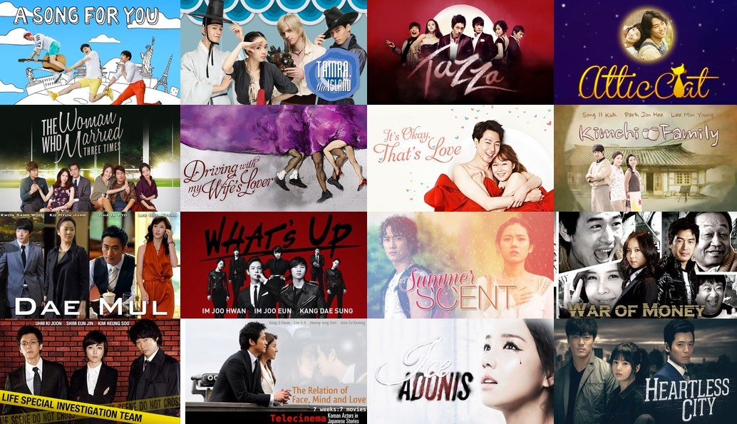 Watch Latest Korean Drama Episodes Online for Free and
