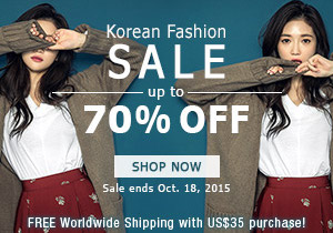 YESSTYLE - Korean fashion sale