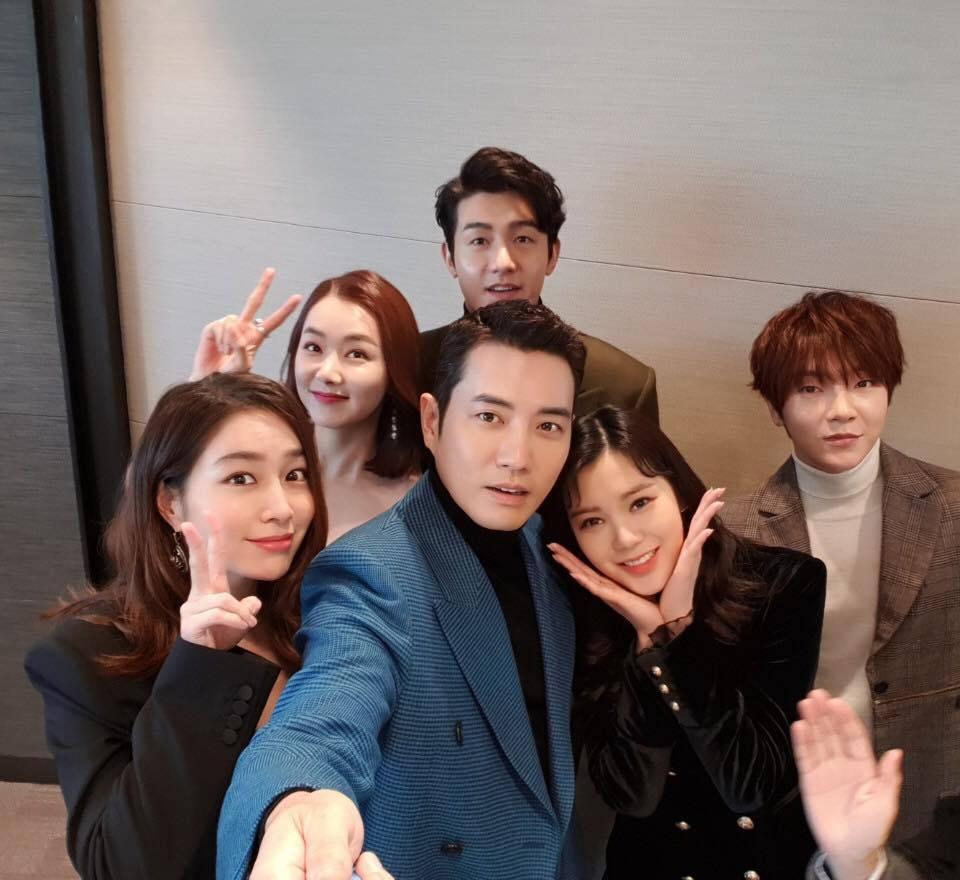Fates And Furies Cast Korean Drama 2018 운명과 분노