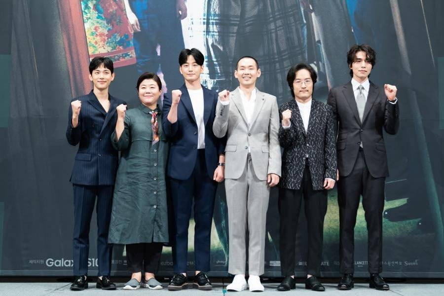 Photos Press Conference Photos Added For The Upcoming Korean