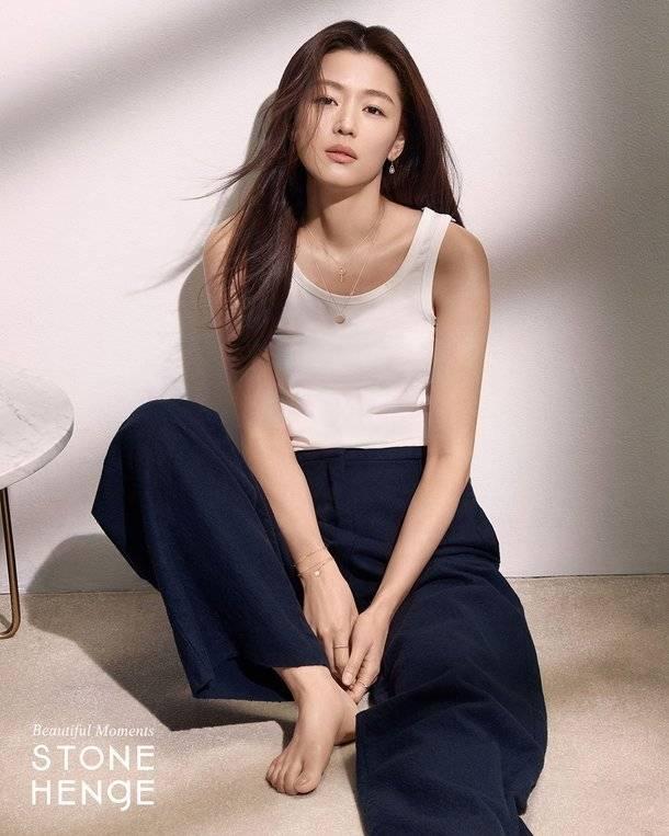 Image result for Jun Ji Hyun
