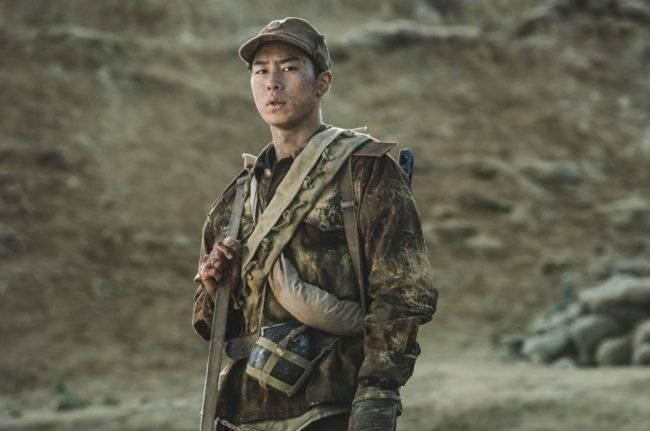 """Lee Jae-wook's Successful Big Screen Debut in """"The Battle of Jangsari"""" @  HanCinema :: The Korean Movie and Drama Database"""
