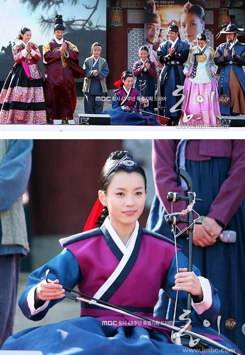 Dong Yi (동이) - Drama - Picture Gallery @ HanCinema :: The Korean