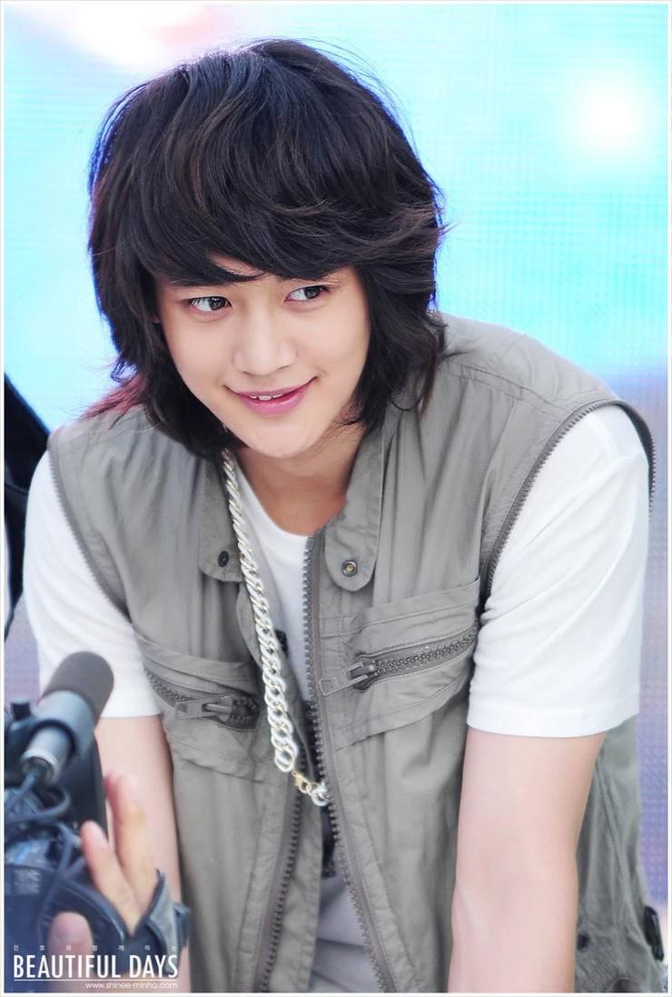 Choi minho to the beautiful you