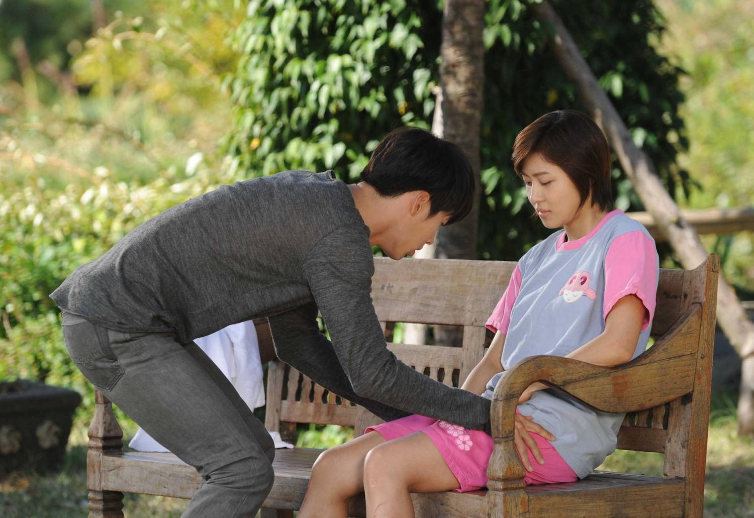 Secret garden korean drama about