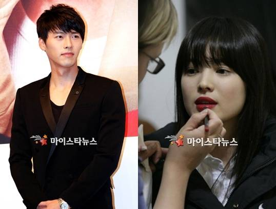 """No mention of Song Hye-kyo even in """"Taxi""""... Hyun Bin ..."""