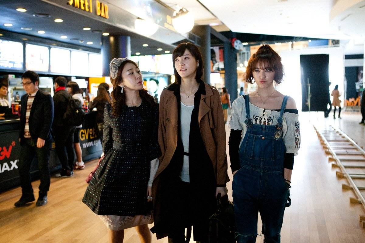My Black Mini Dress (마이 블랙 미니드레스) - Movie - Picture ...