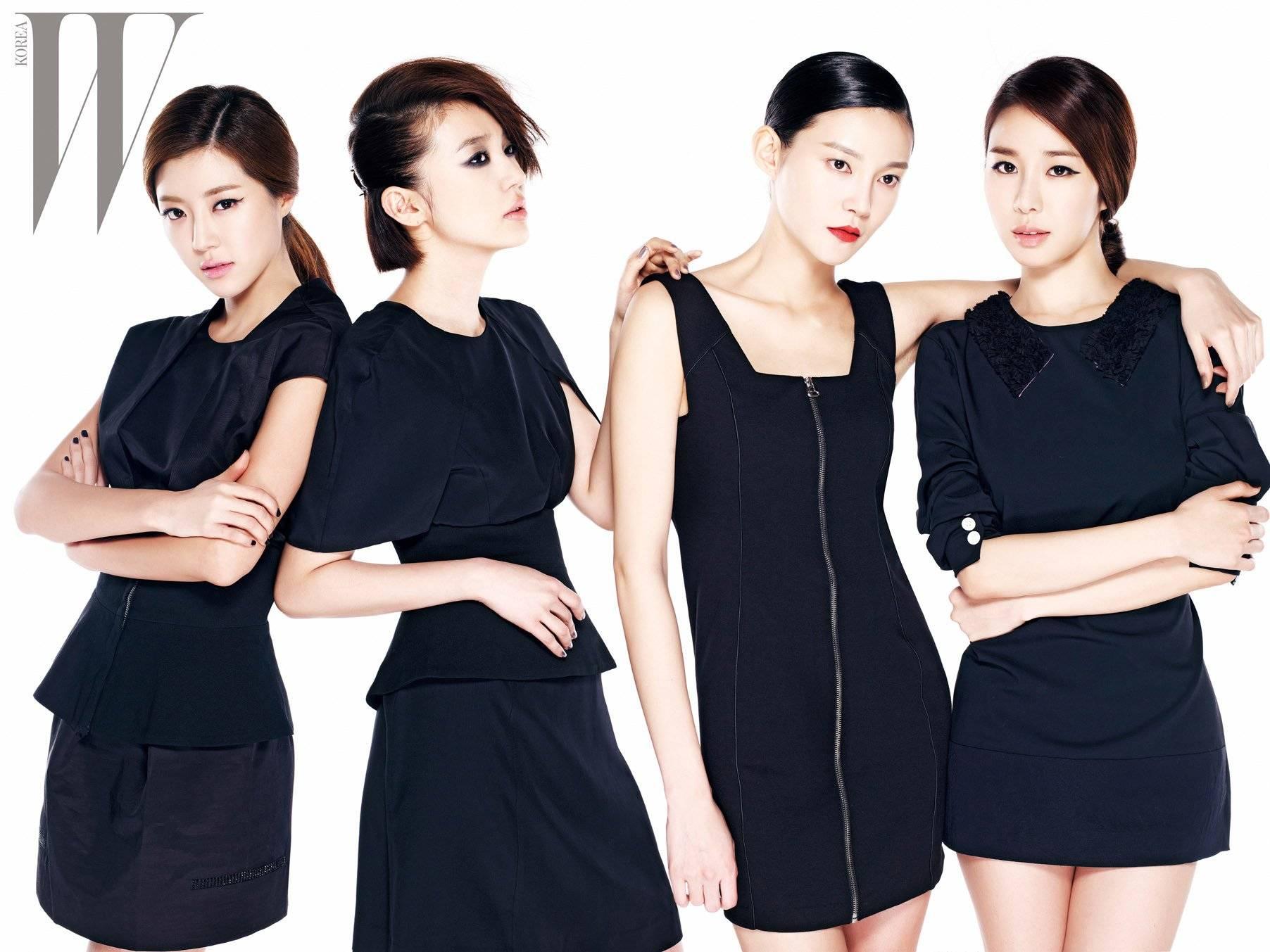 Black dress korean - The Black Mini Dress Korean Movie