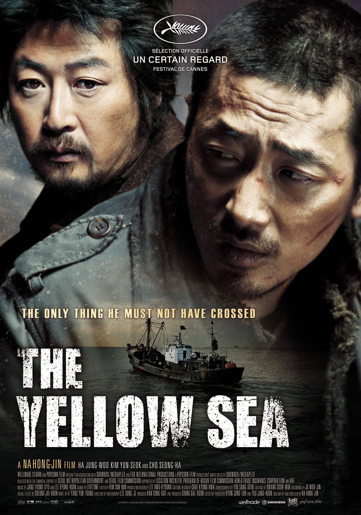 Resultado de imagem para the yellow sea filme