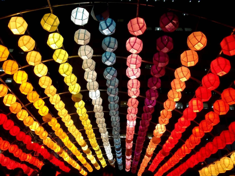 2011 Seoul Lantern Festival Held To Boast The History Tradition Of The City Hancinema The Korean Movie And Drama Database