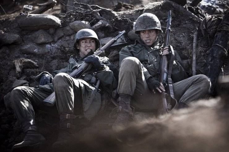 Hancinema Film Review The Front Line Making