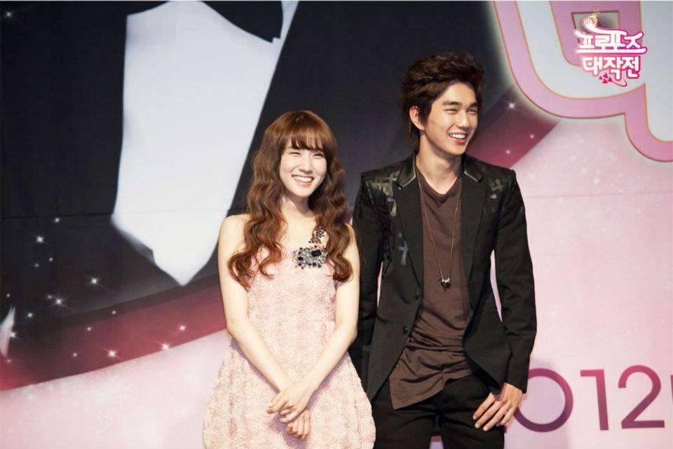 Operation Proposal Cast Korean Drama 2012