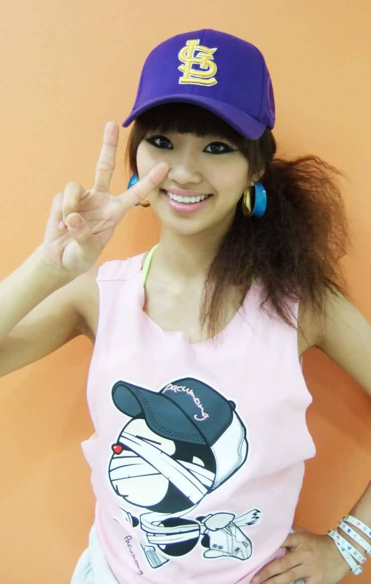 Hyorin Singer Actress And Singer Hyorin