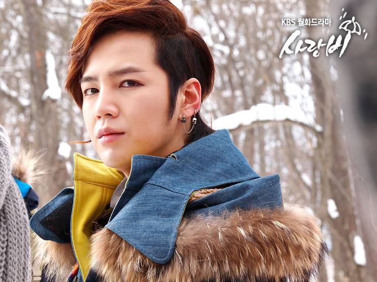 Image result for rain love k drama