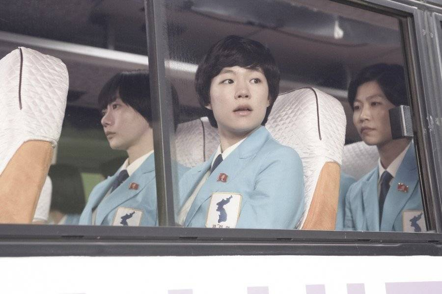 Added new images for the Korean movie As One  HanCinema  The