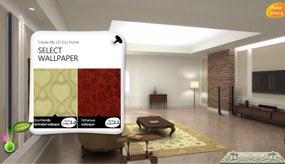 Create Your Eco Friendly Virtual Dream Home With LG HanCinema The
