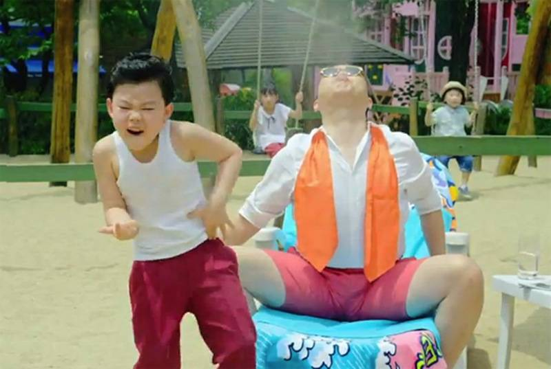 HanCinema's Korea Diary] Satire and Nationalism in PSY's