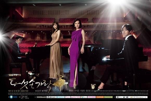 five fingers korean dvd