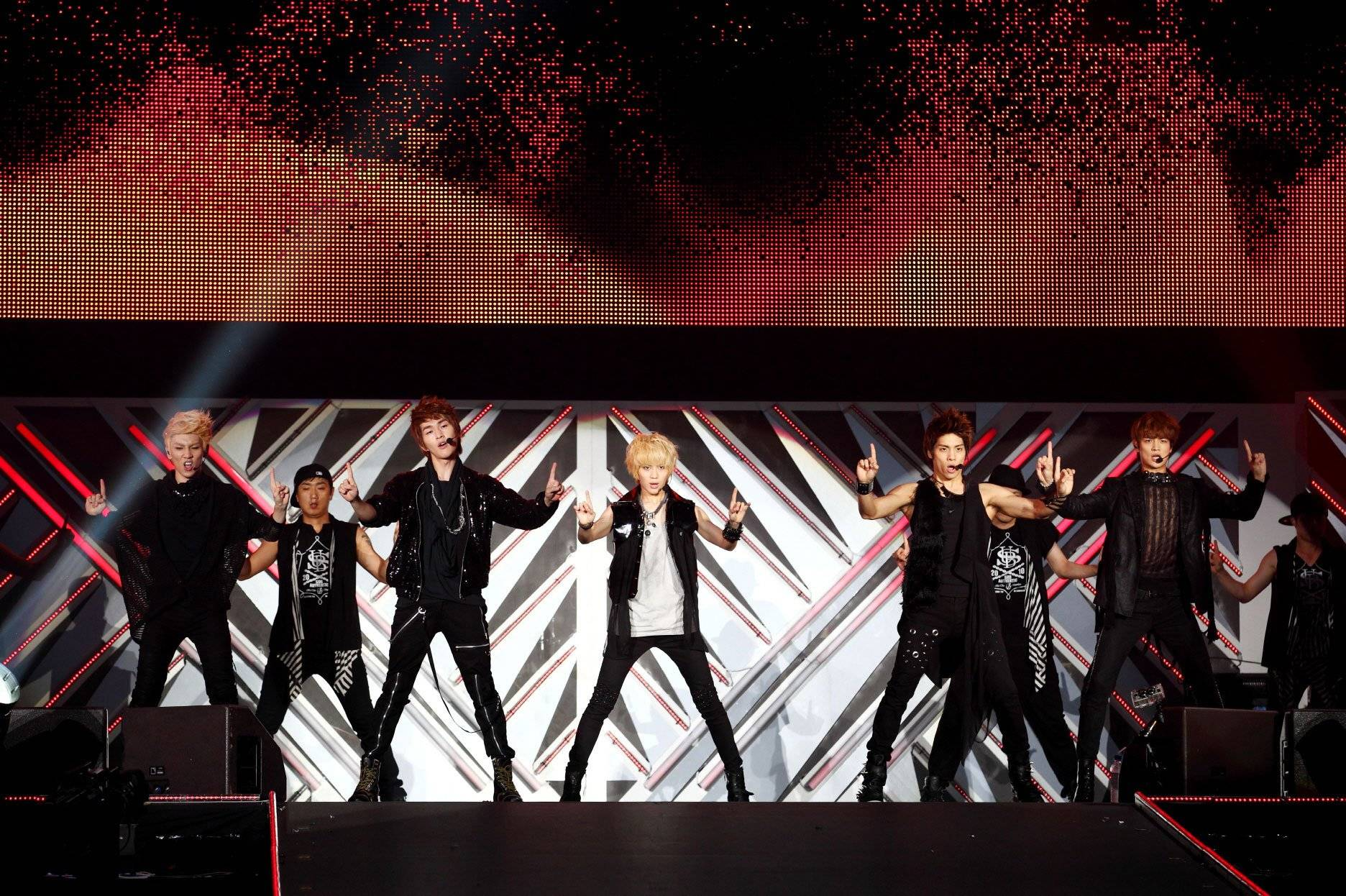 120222 smtown live in tokyo (special edition) oh! By girls.