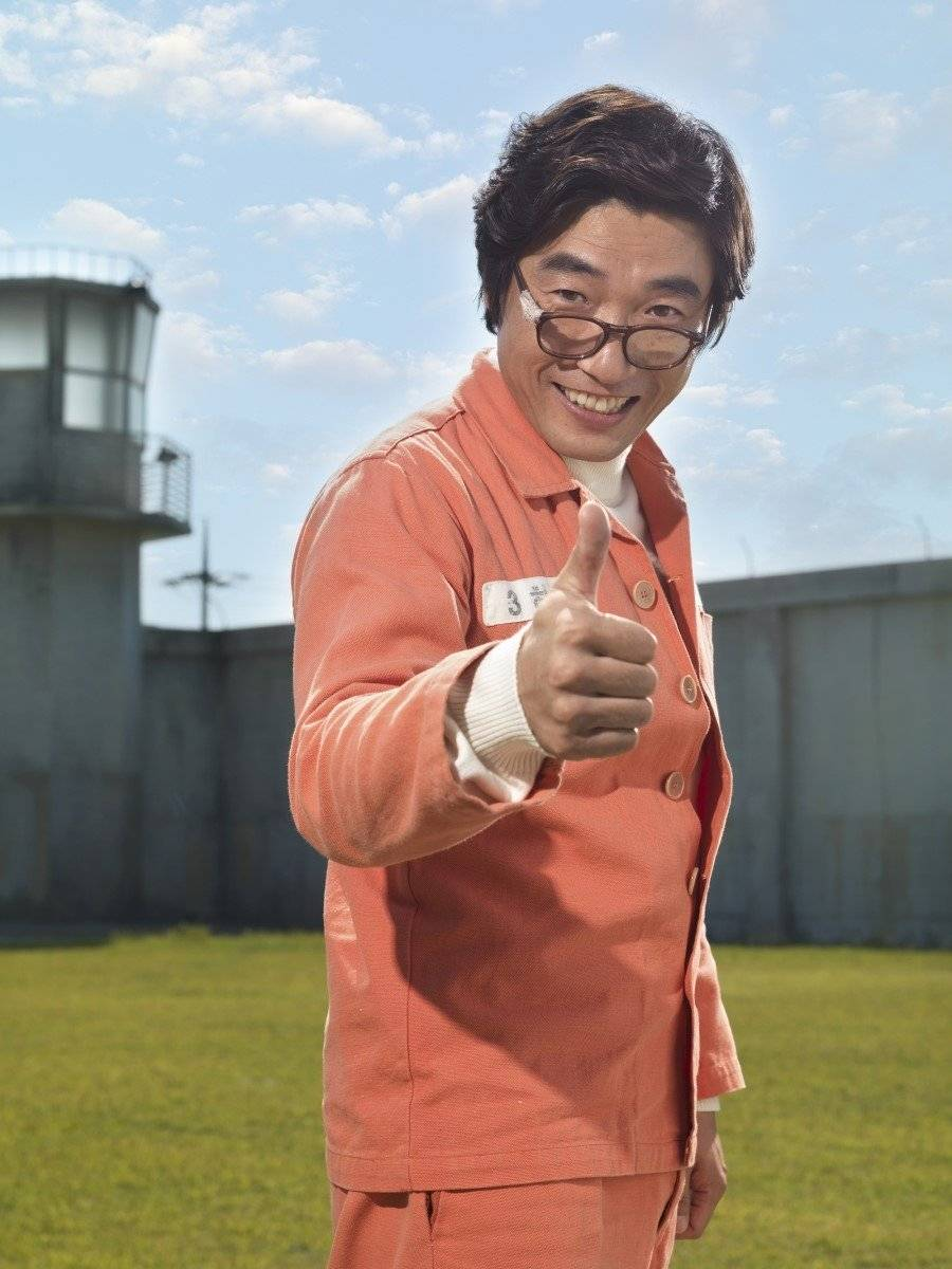 """... images for the upcoming Korean movie """" Miracle in Cell No.7 """" (2013"""
