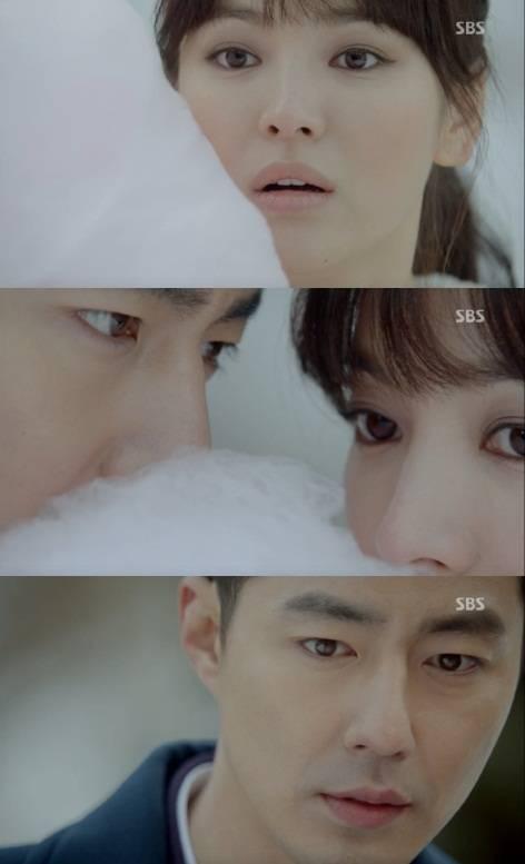 """[Spoiler] """"That Winter, the Wind Blows"""" Song Hye-kyo and ... Song Hye Kyo That Winter The Wind Blows"""