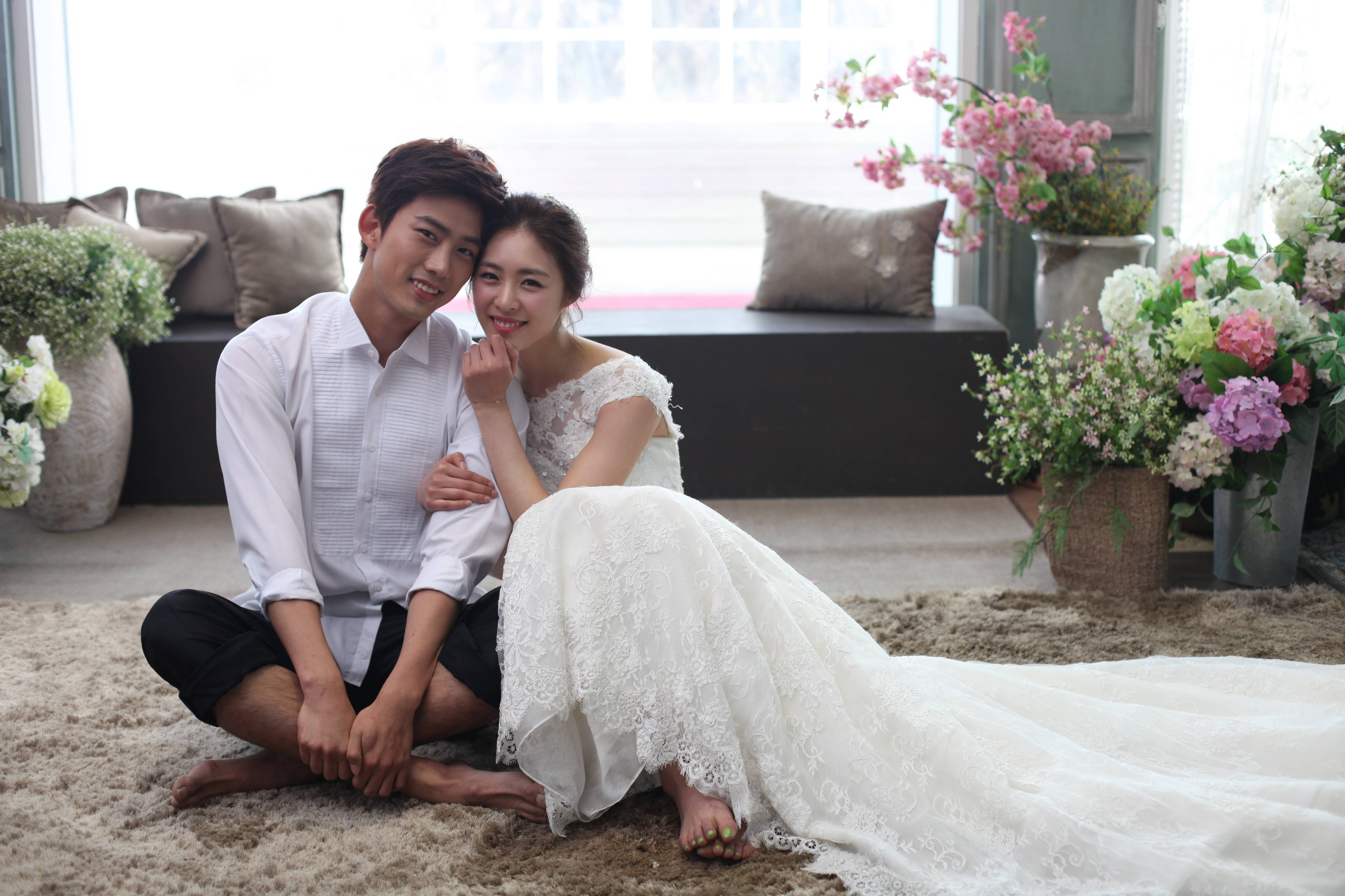 Yeon woo jin marriage not dating cute picture 1