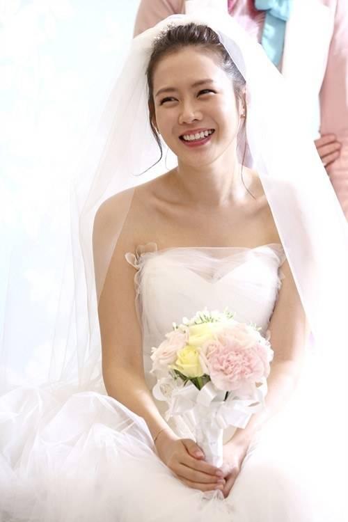 son ye jin wedding dress hancinema korean drama