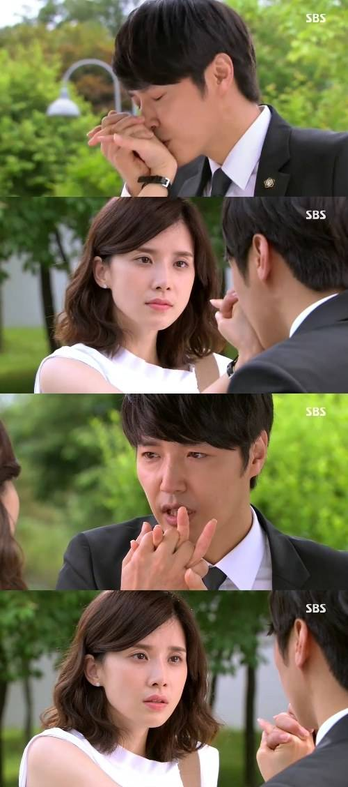 i hear your voice korean drama kiss - photo #20