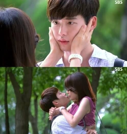 i hear your voice korean drama kiss - photo #13