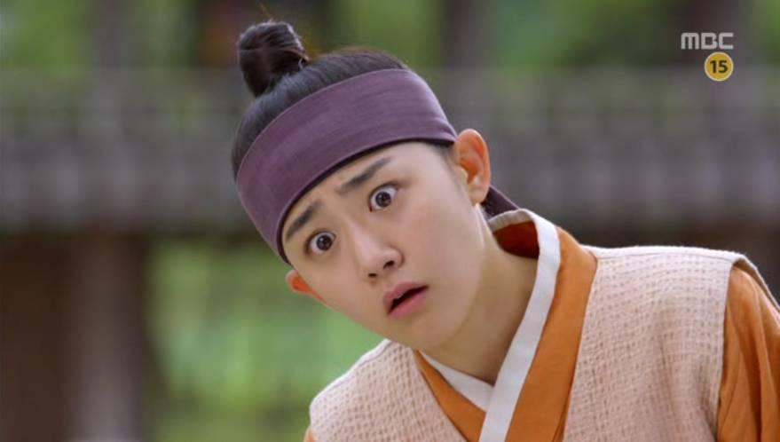Phim Nữ Thần Lửa Jung Yi - HTV7 - Ảnh 1
