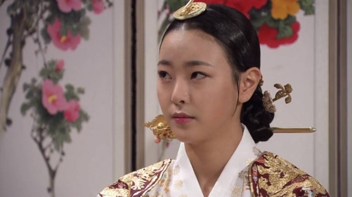 episode 46 for the Korean drama ' Cruel Palace - War of Flowers