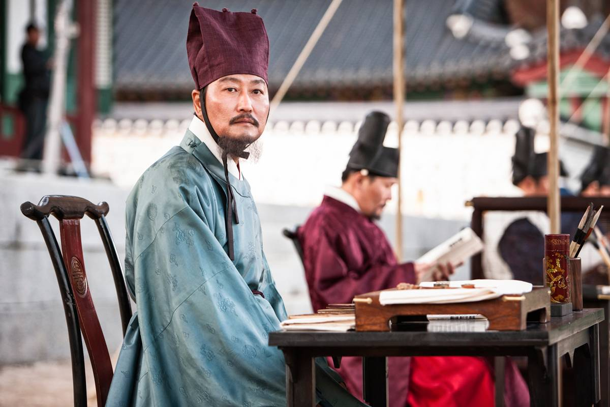 added new stills for the upcoming korean movie quotthe face