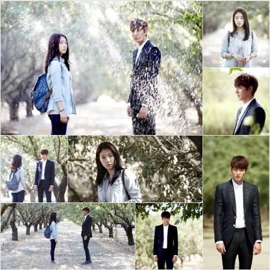 Watch heirs korean drama online