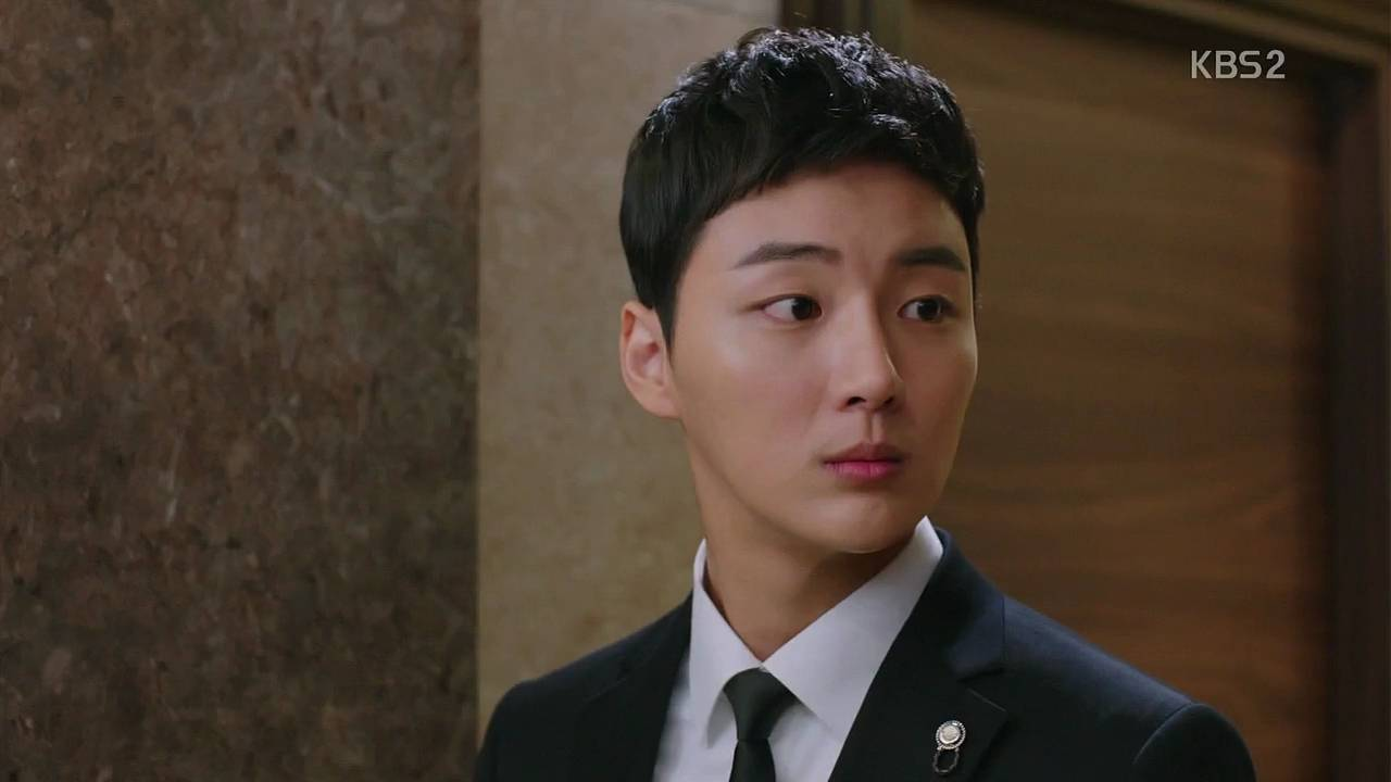 The prime minister is hookup kdrama
