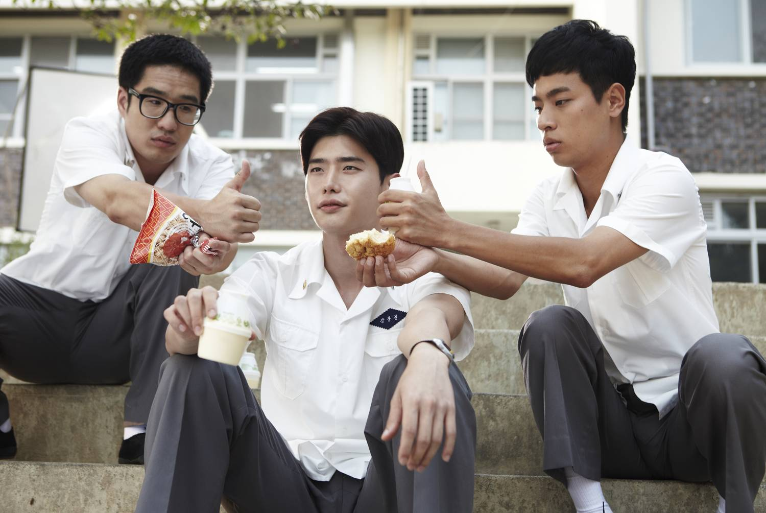 [Photos] Added new stills for the upcoming Korean movie ...