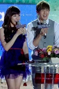 Girls' Generation's Tiffany Dating Nichkhun of 2PM ...