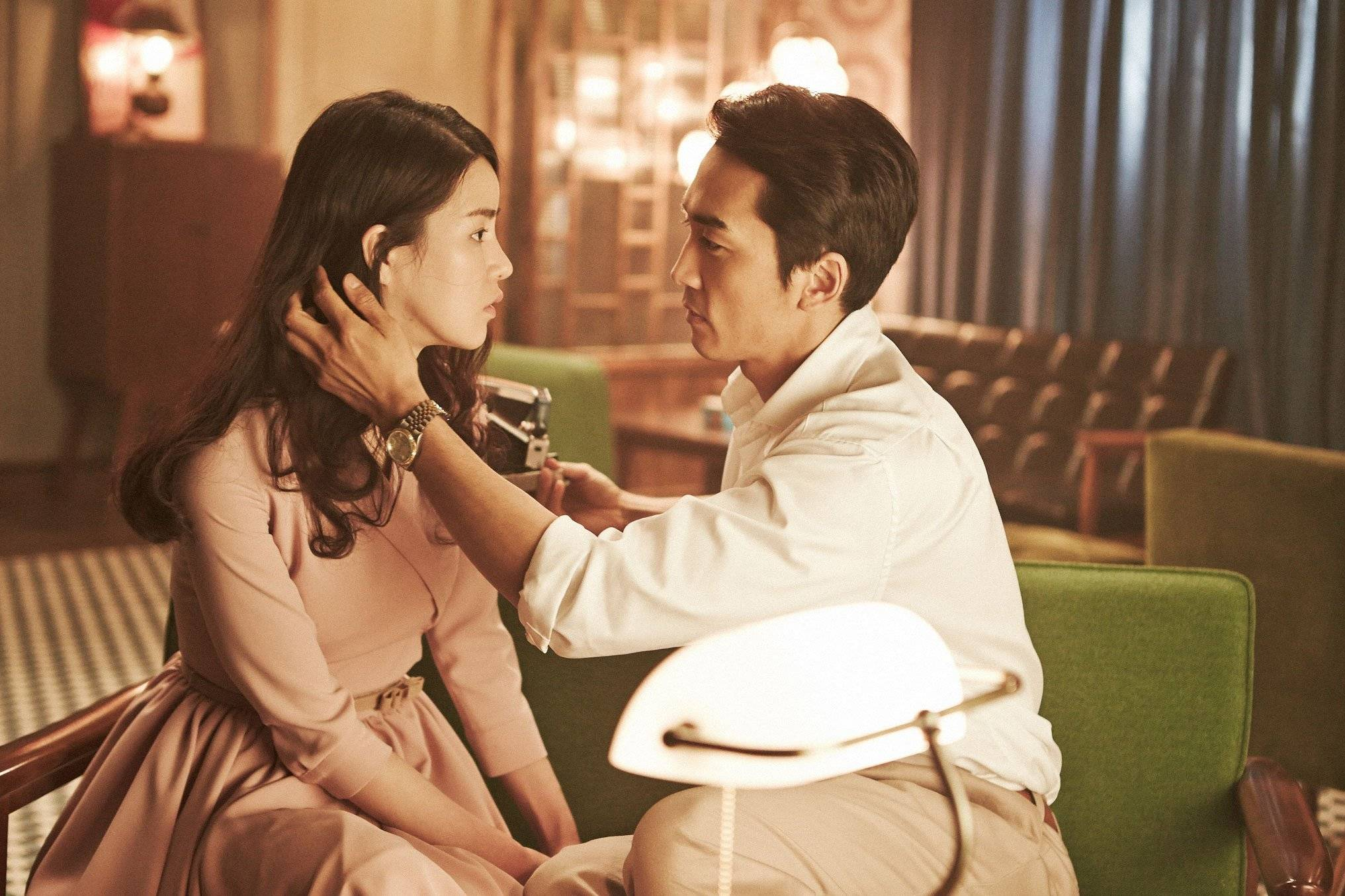 "Im Ji Yeon Nude Simple review: ""obsessed"" starring song seung heon and im ji yeon"
