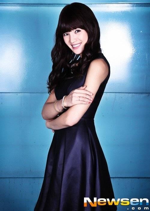 Jeong Ga Eun 정가은 Korean Actress Hancinema The