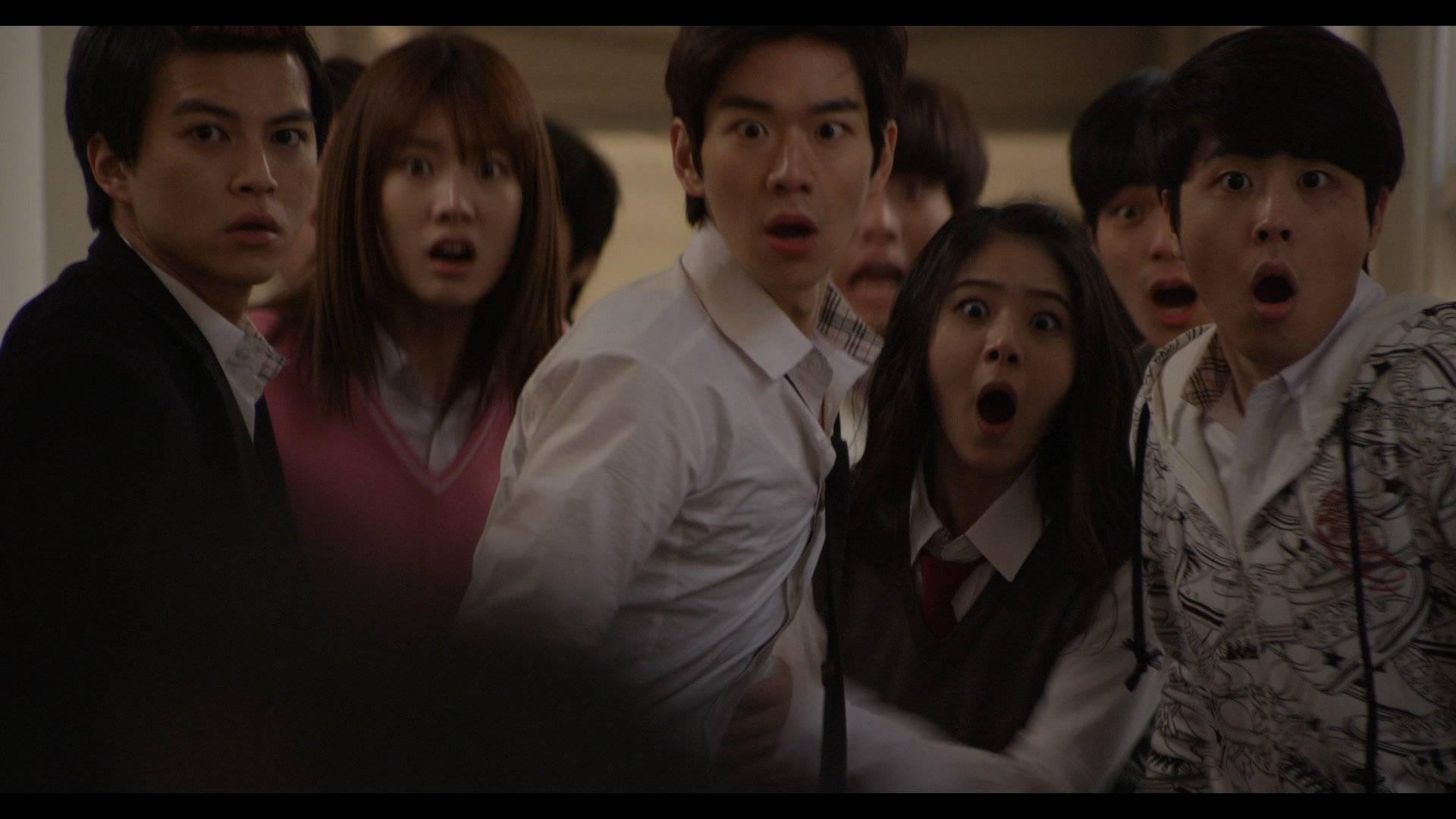 Zombie School Korean Movie - 2014 -   Hancinema  The Korean -2263