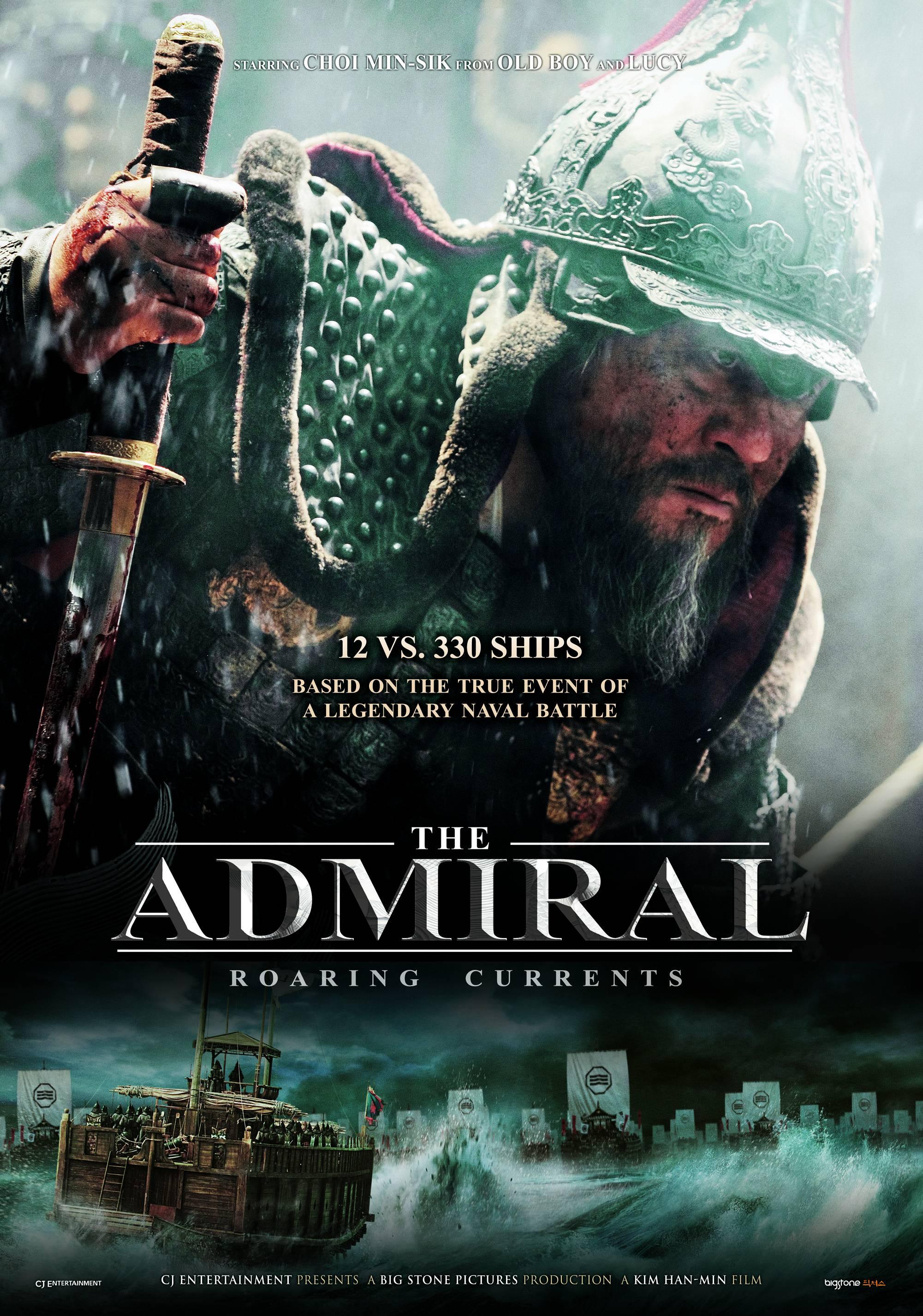 O Almirante – Correntes Furiosas Dublado