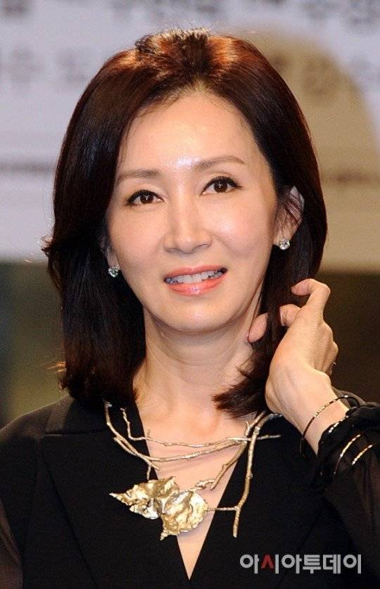 Jeon In-hwa (전인화) - Picture Gallery @ HanCinema :: The ...