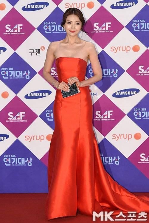 Photos 2014 Sbs Drama Awards Red Carpet Photos