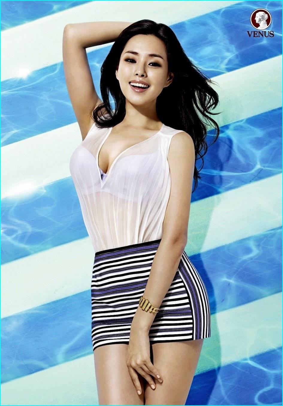 Посмотрела ружья, голые корейские актрисы Порции