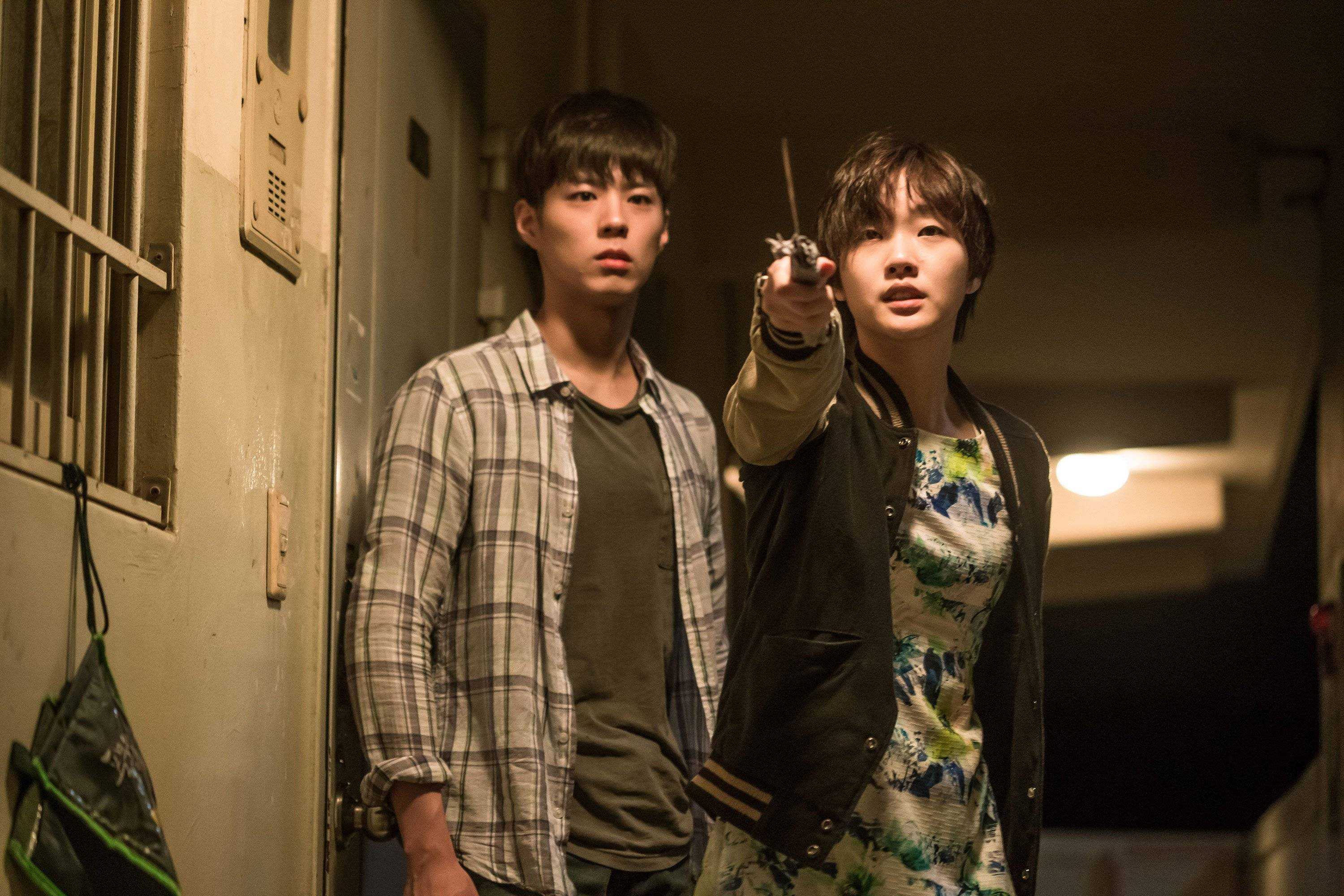 photos added new stills for the upcoming korean movie